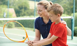 MVD Tennis Academy: Three, Six or Twelve Group or Private Tennis Lessons for a Child or Adult at MVD Tennis Academy (Up to 58% Off)