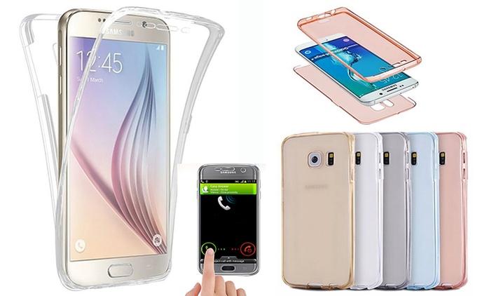 Coque protectrice 360° pour Samsung, coloris au choix, à 7 € (65% de réduction)