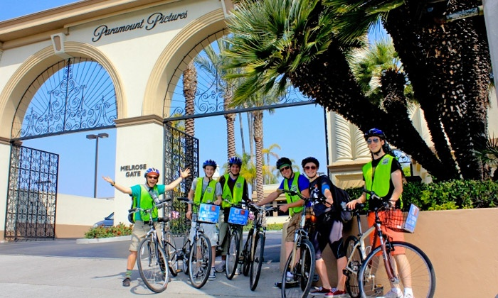 Bikes And Hikes LA - West Hollywood: Movie StarHomesSelf-Guided Bike Tour ThroughBeverly Hills &Bell Airfrom Bikes and HikesLA (Up to 61%Off)