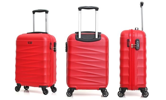 valise cabine hero groupon. Black Bedroom Furniture Sets. Home Design Ideas