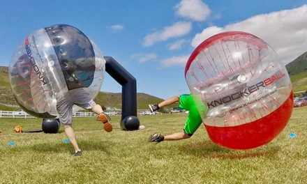 One-Hour Pop-Up Knockerball Game for Two, Four, or Six from Knockerball SLO (Up to 50% Off)