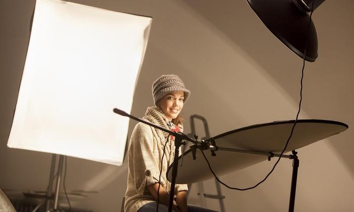 Jenifer Studio - North Arlington: 30-Minute Studio Photo Shoot from Jenifer Studios (50% Off)