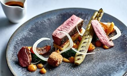 £150 to Spend at Michelin-Starred L'Ortolan (34% Off)