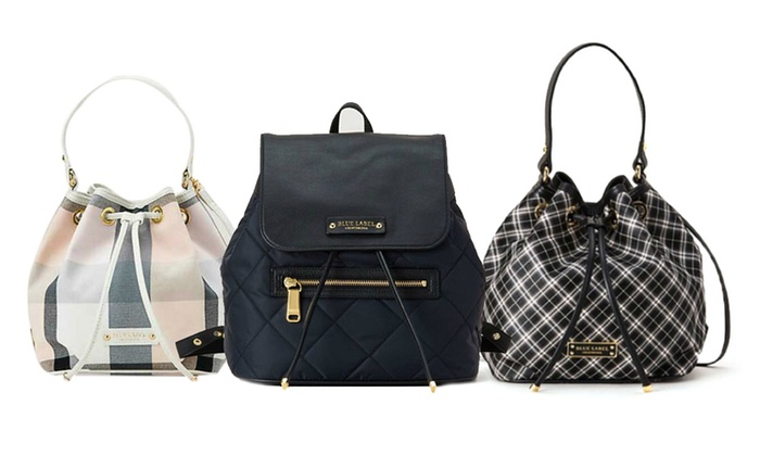 Blue Label Crestbridge Bag  392eecb5b0c4e