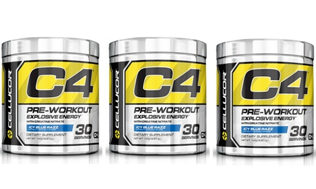Cellucor C4 G4 Pre-Workout Supplement (1-, 2-, or 3-Pack)