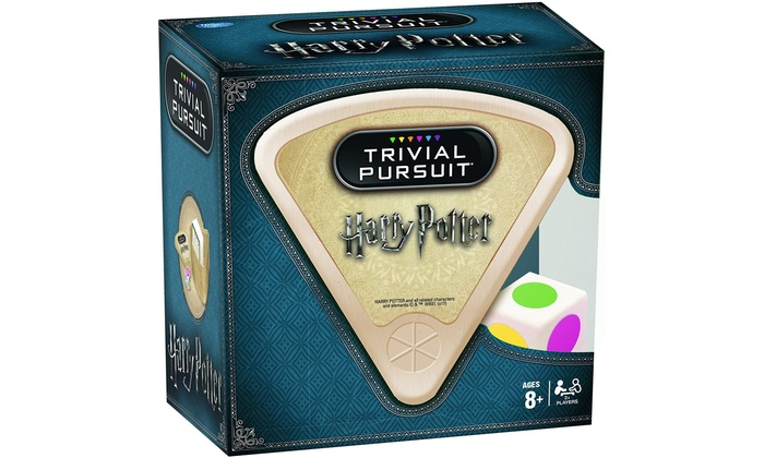 Harry Potter Edition Trivial Pursuit Game for £8.99