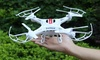 iPM R-Series 6-Axis Quadcopter Drone with 2MP HD Camera: iPM R-Series 6-Axis Quadcopter Drone with 2MP HD Camera