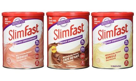 Slimfast 6er-Paket 3-2-1-Planin der Ausführung nach Wahl