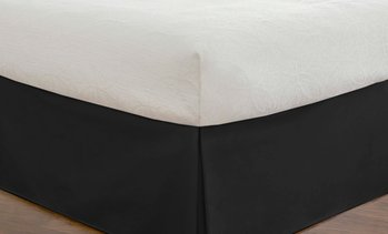 "Today's Home Basic 14"" Microfiber Bed Skirt"