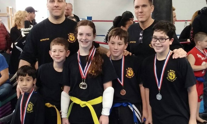 5 Rings Martial Arts - Lyndhurst: $36 for $145 Worth of Martial-Arts Lessons — 5 Rings Martial Arts