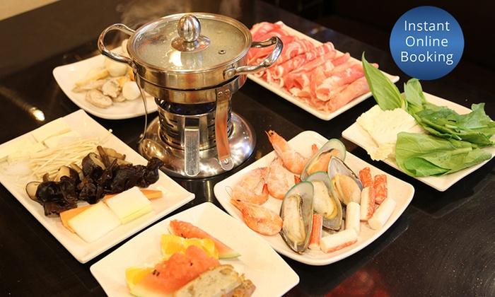 Red Lantern Hot Pot & BBQ Restaurant - Red Lantern Hot Pot & BBQ Restaurant: All-You-Can-Eat Chinese Hot Pot for 2 ($49), 4 ($95) or 6 ($139) at Red Lantern Hot Pot & BBQ (Up to $300 Value)