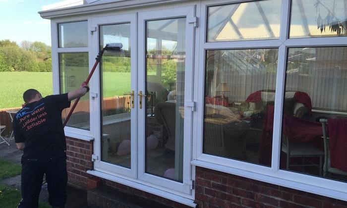 Window Cleaners In Leeds >> Uk Window Clean Leeds West Yorkshire Groupon