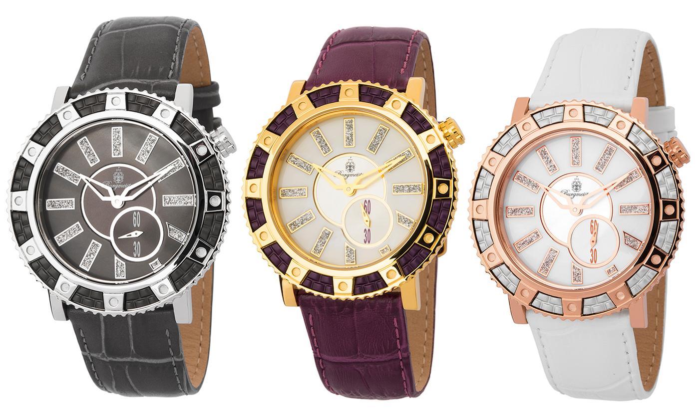 Burgmeister Kiruna Quartz Women's Watch With Free Delivery