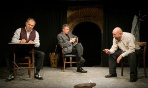 Teatr Praska 52: Od 19,99 zł: 2 bilety na wybrany spektakl w Teatrze Praska 52 (-50%)