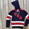 Men's USA Hooded Sweater