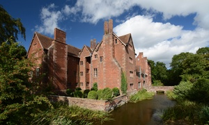 Harvington Hall: Entry to Harvington Hall for Up to Five (50% Off)