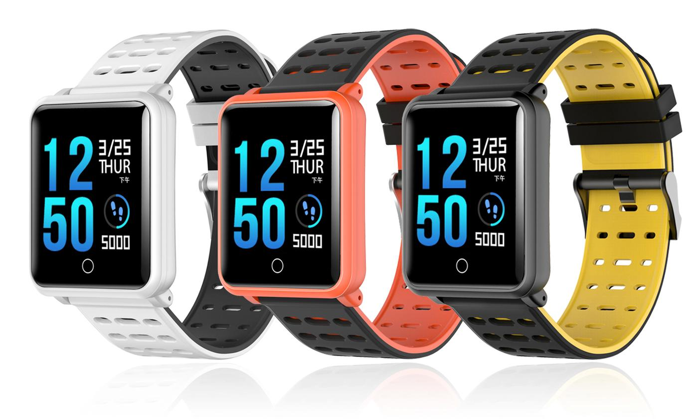 Revos Activity Tracker with Blood Pressure and Heart Rate Monitor