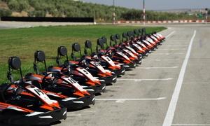 KARTING CAMPILLOS 2: Dos tandas de 10 minutos para 2, 4 o 6 personas o mini Gran Premio para 10 o 15 desde 44 € en  Karting Campillos