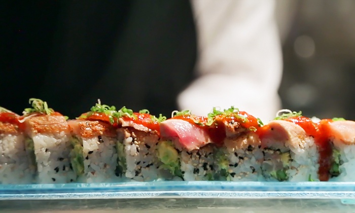 Sushi Hai - Denver: Sushi Lunch, Sushi Dinner, or Drinks for Two or More at Sushi Hai (35% Off)