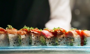 Sushi Hai: Sushi Lunch, Sushi Dinner, or Drinks for Two or More at Sushi Hai (42% Off)