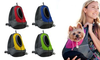 Hands-Free Pet Backpack
