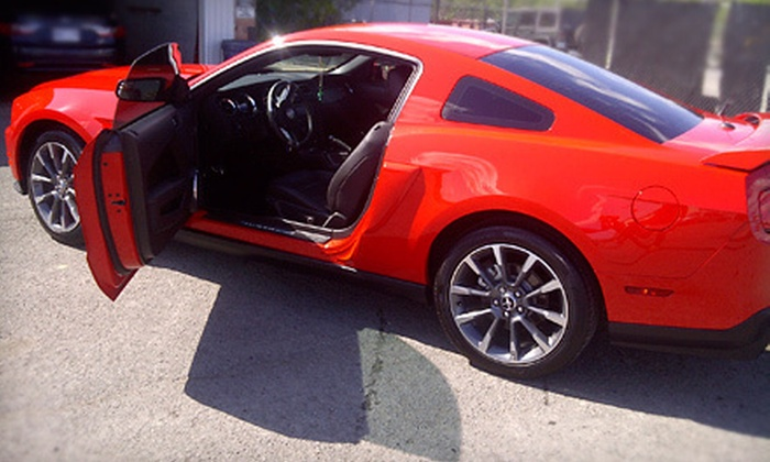 Amazing Auto Care - Pineview: One or Three VIP Car Detailing Packages at Amazing Auto Care (57% Off)