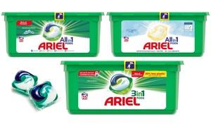 Doses de lessive Ariel