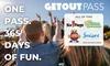 46% Off 12-Month Sacramento GetOutPass