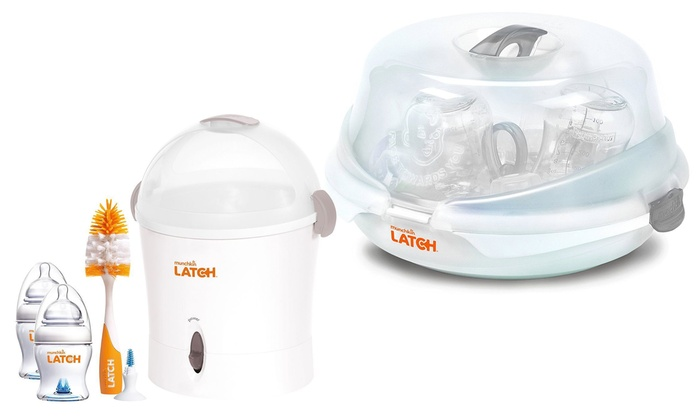 Munchkin Microwave or Electric Sterilising Kit from £14.99