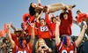 Bud Light Ultimate Superbowl Tailgate - Brickell: Field Goal or Touchdown Package for One or Two at Bud Light Ultimate Tailgate on February 1 (Up to 57% Off)