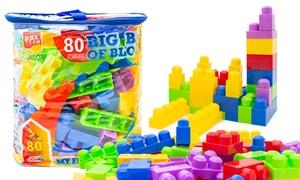 Blocs de construction avec sac