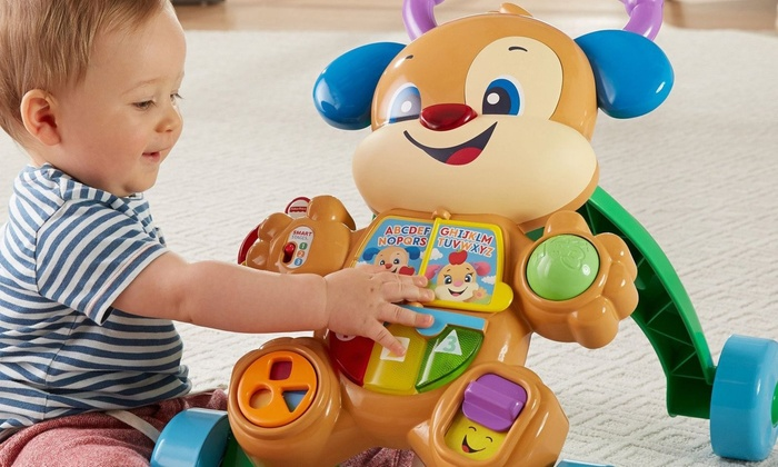 Mon Trotteur Puppy Fisher Price | Groupon