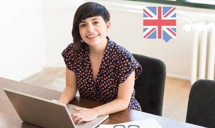 Curso de inglés onlinede 6, 12 o 18 meses y 2, 3 o 4 meses de English for Business desde 12,90 € con Funmedia