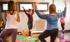 Up to 70% Off Yoga Classes at Yoga Loka