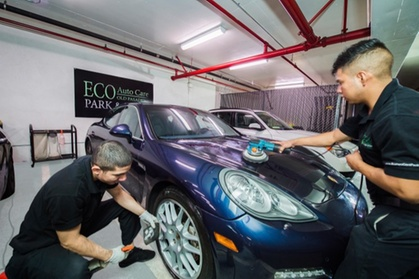 Up to 35% Off on Exterior Wash - Car at Eco Auto Care