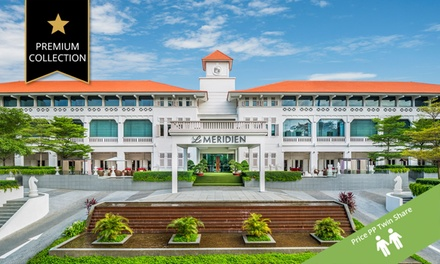 ✈ Singapore: From $979 Per Person for a Six Night Getaway with Flights and Breakfast at 5* Le Meridien Sentosa
