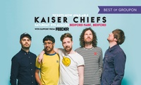 Kaiser Chiefs Supported by Feeder, 5 August, Bedford Park