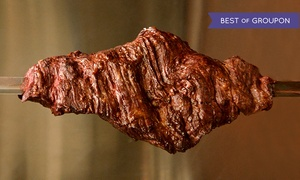 Up to 45% Off at Copacabana Brazilian Steakhouse at Copacabana Brazilian Steakhouse, plus 6.0% Cash Back from Ebates.