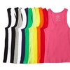 Plus-Size Junior Women's Tank Tops (12-Pack) (Sizes 1X & 2X)