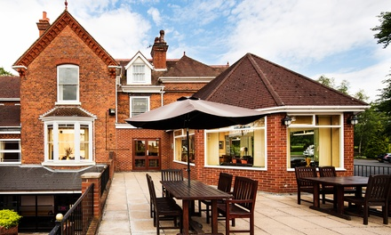 Wedding Package for 50 Day and 70 Evening Guests at Mercure Bewdley the Heath Hotel (40% Off)