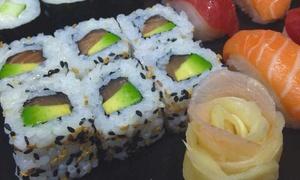 Nekoba: 40 pièces de spécialités japonaises à emporter pour 2 personnes à 26 € au restaurant Nekoba