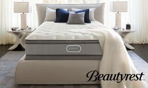 """Beautyrest Advantage 13"""" Plush Pillowtop Mattress Set"""