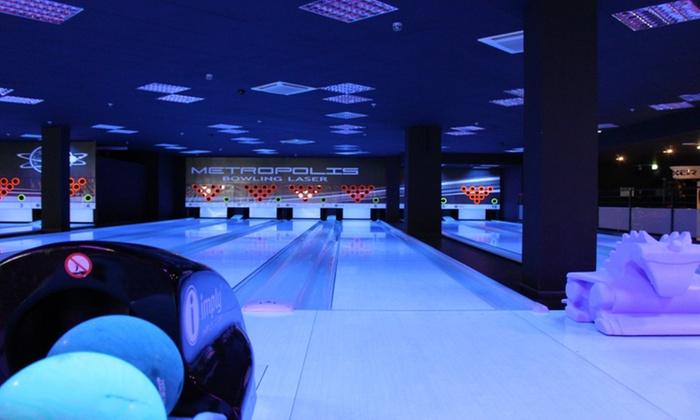 2 parties de bowling et 1 boisson pour 4 ou 8 personnes metropolis bowling laser groupon - Quantite boisson par personne ...
