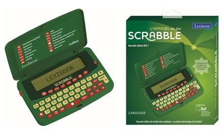 Dictionnaire Lexibook SCF328A officiel du jeu Scrabble® (SaintEtienne)