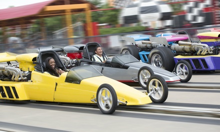 $29.99 for One All-Day Race Pass at Speed Zone ($50.99 Value)