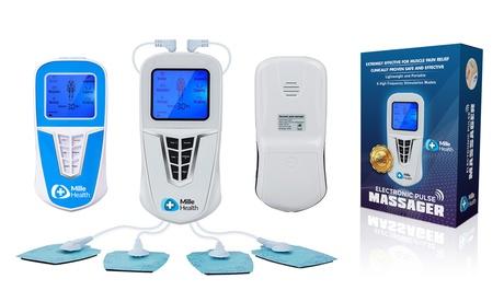 Aparato de electroestimulación TENS con 11 niveles de intensidad