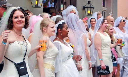 Bridal Pub Crawl with Drink Specials for Two or Four from Creativity Collective on September 20 (50% Off)