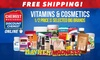 Chemist Warehouse Free Shipping (Don't pay $8.95)