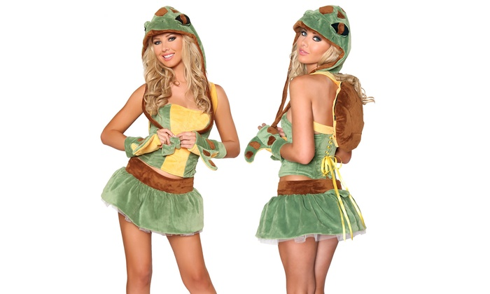 how to make a sea turtle costume