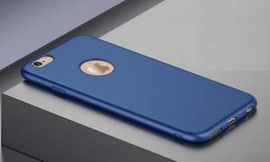Coque en métal TPU pour iPhone